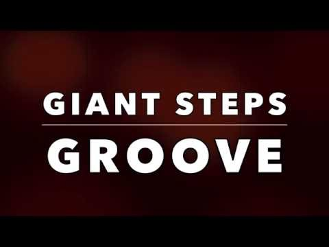 Giant Steps Groove Jazz Backing Track