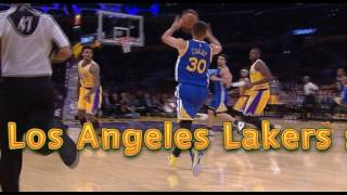 Lakers stun Warriors 117 97, end Steph