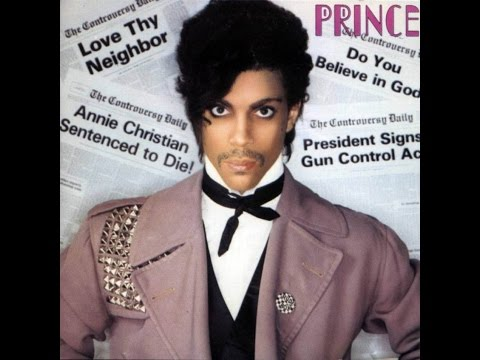 Prince Discography Tribute ~ CONTROVERSY (1981)