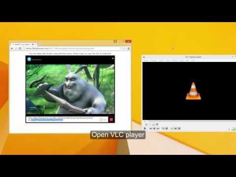 WebRTC - RTSP Streaming