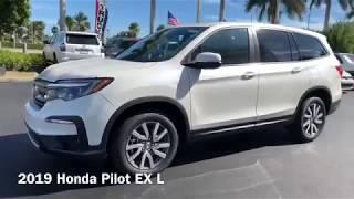 2019 Honda Pilot EX-L V6 - The Perfect Family SUV ?  Review
