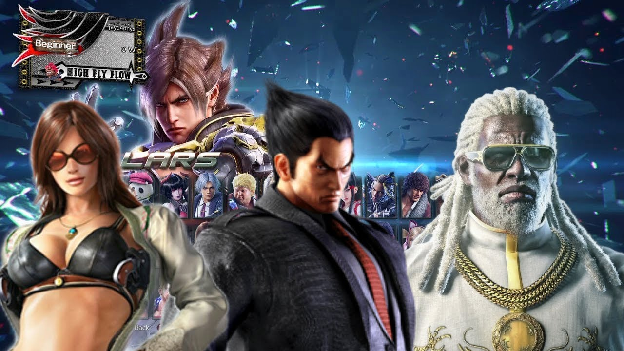 Tekken 7 Best Starting Characters For Newcomers Youtube