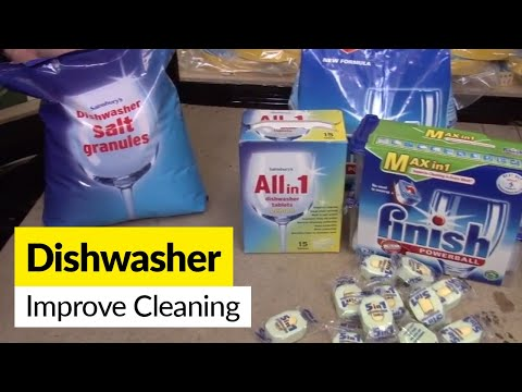 How to Get Your Dishwasher Cleaning Properly