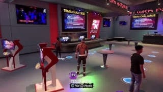 2k sports pre game show