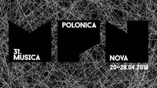 31. Musica Polonica Nova | official trailer