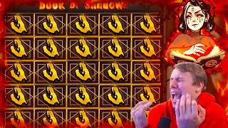 BOOK OF SHADOWS SLOT BONUS PAYS LARGE!