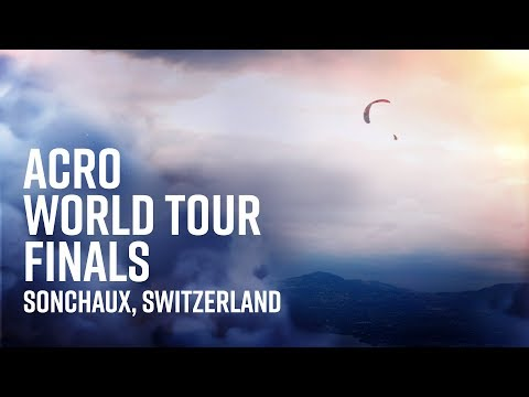 Horacio Llorens from Spain wins the Acro World Tour 2018