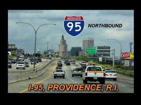 I-95, Providence, Rhode Island