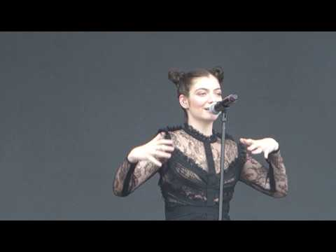 Lorde - Magnets (Disclosure cover) – Outside Lands 2017, Live in San Francisco