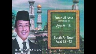 H.Muammar ZA Surah (17)Al-Isra Ayat 9-15