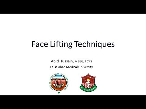 Face Lifting Techniques