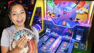 New Despicable Me JELLY LAB Minions Arcade Game!