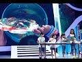 Download Fetițele din trupa Ebrucuk fac pictură pe apă, la Next Star