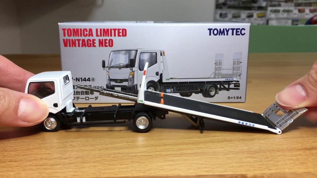 TOMYTEC Tomica Limited Vintage Neo 1//64 LV-N144b NISSAN ATLAS F24 JAPAN OFFICIAL