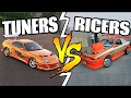 👑 Tuners Vs Ricers - Whats The Difference?