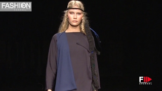 TXELL MIRAS 080 Barcelona Fashion Fall Winter 2017 2018 by Fashion Channel