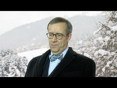 """Estonya Cumhurbaşkanı Ilves :""""NATO Rusya konusunda fikir değişti"""""""