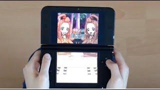 Nintendo Game シュガシュガルーン Sugar 2 Rune / Słodkie słodkie czary Stage 3 Chocolat Meilleure / Chocola Kato.