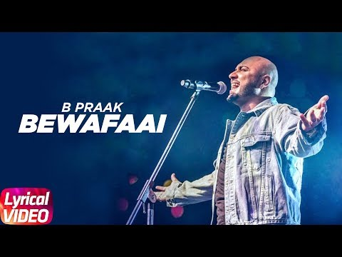 Bewafaai | Lyrical Video | B-Praak | Gauahar Khan | Jaani | Arvindr Khaira | Anuj Sachdeva