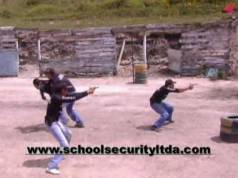 ESCOLTAS COLOMBIA ENTRENAMIENTO DE ESCOLTAS AVANZADO COLOMBIA SCHOOL SECURITY