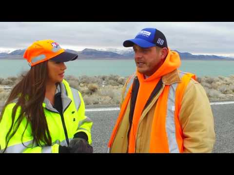 NDOT utilizes  drones to assess roads after NV floods with partners Michael Baker Int. and Altavian