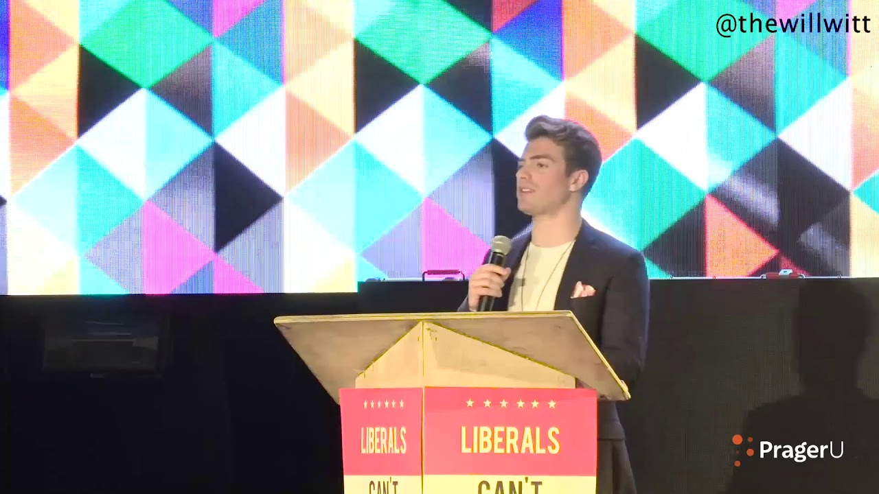Will Witt Speaks at the Blexit Rally