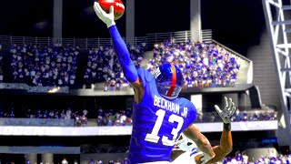 Madden 19 Top 10 Plays of the Week Episode 8 - OBJ Catch So Good It Can
