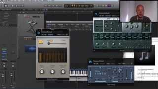 Logic Pro X Tutorial - Sound Design with the Note Repeater Midi FX Plugin