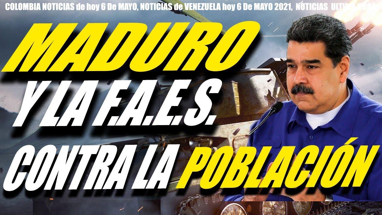 La F-A- ES de Maduro tiem.bla por PE-TAR-E