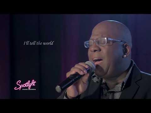 Keith Martin sings