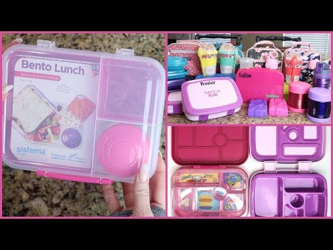 LUNCH BOX and BENTO BOX REVIEWS | SCHOOL LUNCH ACCESSORIES | FAVORITES and COMPARISON