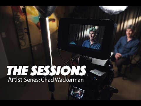 CHAD WACKERMAN  Jazz Rock Drummer, Studio Musician (Frank Zappa, Allan Holdsworth, James Taylor)