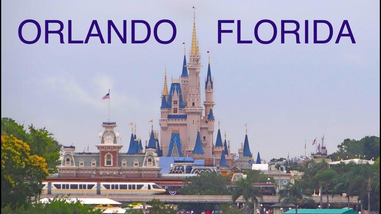Magic Kingdom Tickets, Orlando Park Theme Park Ticket ...