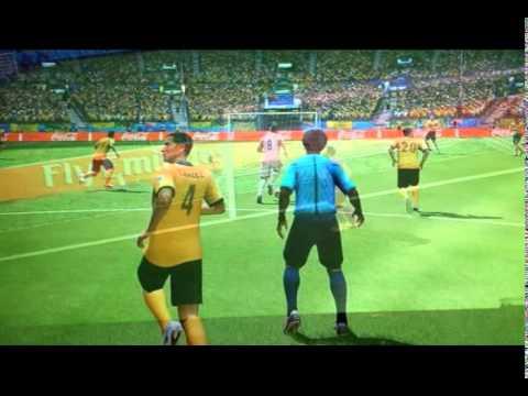 Frank Lampard - FIFA World Cup 2014 Demo