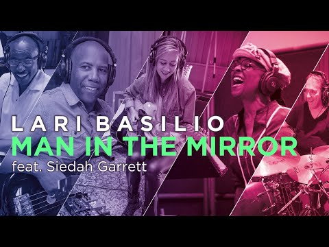 Lari Basilio - Man In The Mirror Feat. Siedah Garrett/Greg Phillinganes/Vinnie Colaiuta/Nathan East