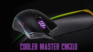 [Cowcot TV] Présentation souris Cooler Master CM310