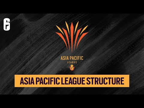 Rainbow Six - Asia Pacific League Structure