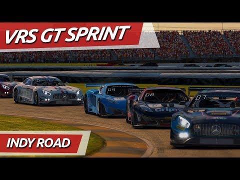 My best GT3 race this season...so far