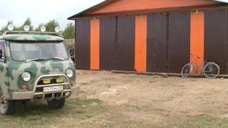 видео: Новая ферма — за месяц. Грант помог жителям Никольского района воплотить мечту