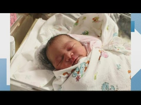 National News - Baby Girl Born On July 11 At 7:11 Weighed Seven Pounds, 11 Ounces