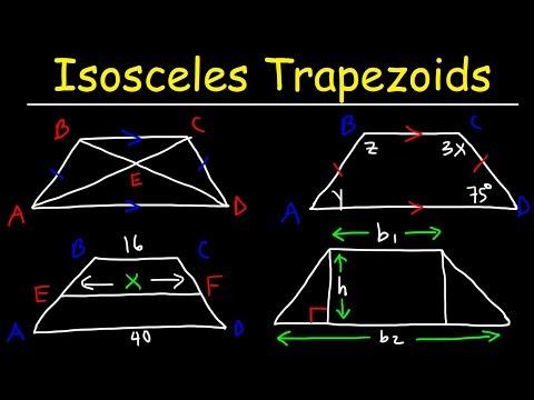 Isosceles Trapezoids