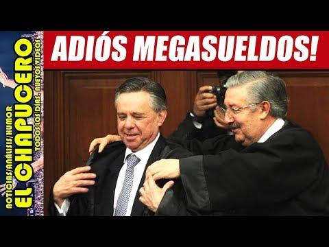 MINISTROS PUEDEN IR A LA CÁRCEL SI INSISTEN EN MANTENER SUELDAZOS