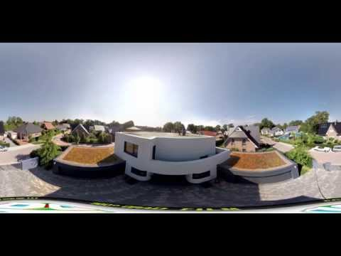 Interactive 360 degree Video, Luxus Immobilie, a luxury property