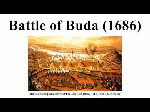 Battle of Buda (1686)