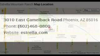 Estrella Mountain Ranch Corporate Office Contact Information Thumbnail