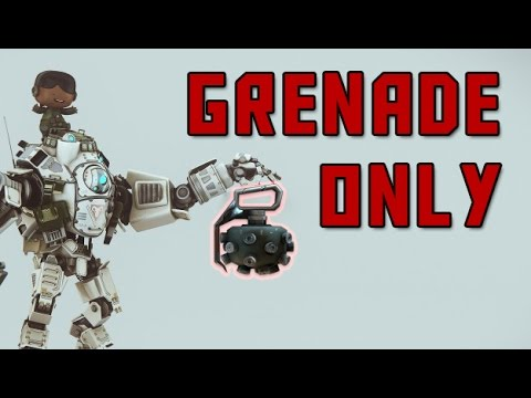 TITANFALL 2: Grenade Only | Sacrificing My K/D For Your Entertainment