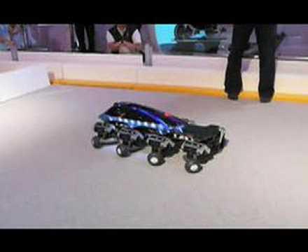 Robot transforming