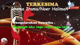 Terkesima - Rhoma Irama | Noer Halimah Musik Dangdut Karaoke