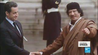 Sarkozy - Kadhafi : une histoire en trois actes