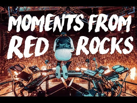 Kygo - Momentsf from Red Rocks